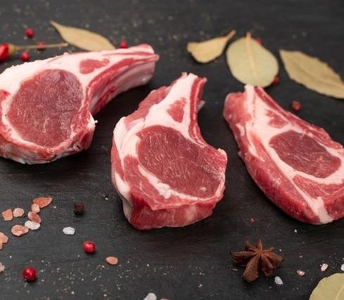 Mix Lamb Chop Neck